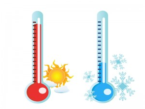 hot and cold canstockphoto6001350